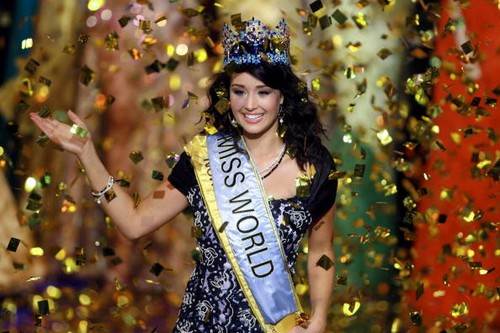 Miss World of Iceland