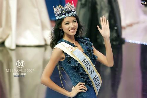 Miss World of China