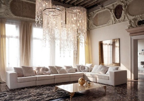 Chandelier Makeover For Your Room