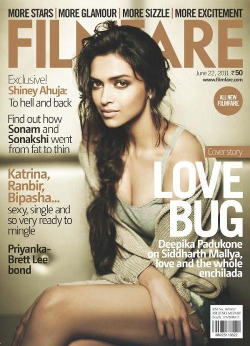 Deepika Padukone Cover Photos