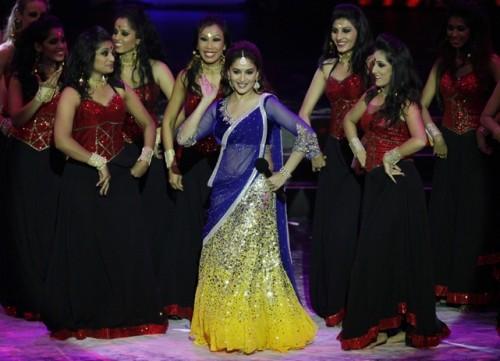 Madhuri Dixit from IIFA