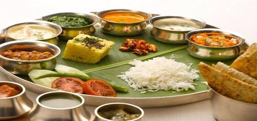 best food countries india