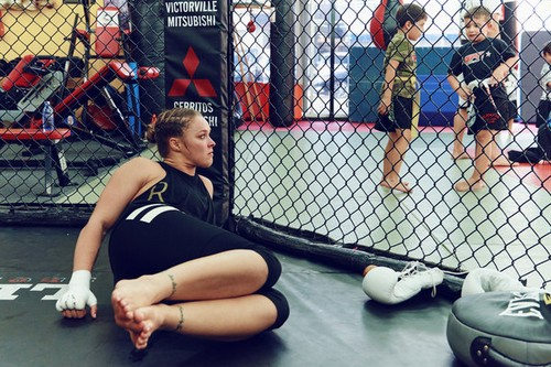 Quotes from Ronda Rousey