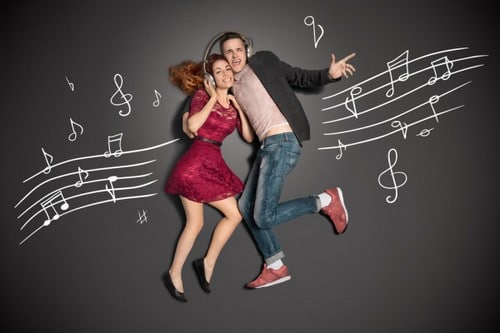 dedicate songs to your partner