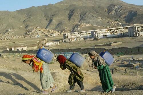 Dangerous Country Afghanistan