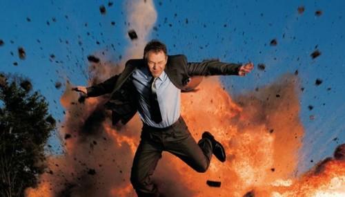 Movie Stuntman