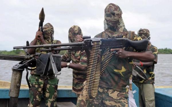 Nigerian miitants
