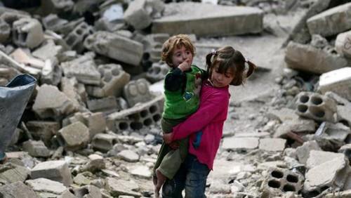 Syria Dangerous Countries