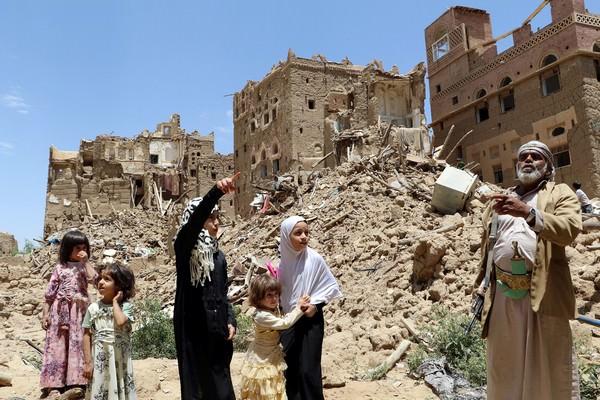 Saada, Yemen