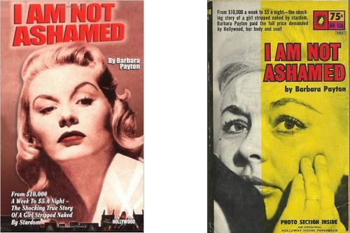 I am not ashamed by Barbara Payton