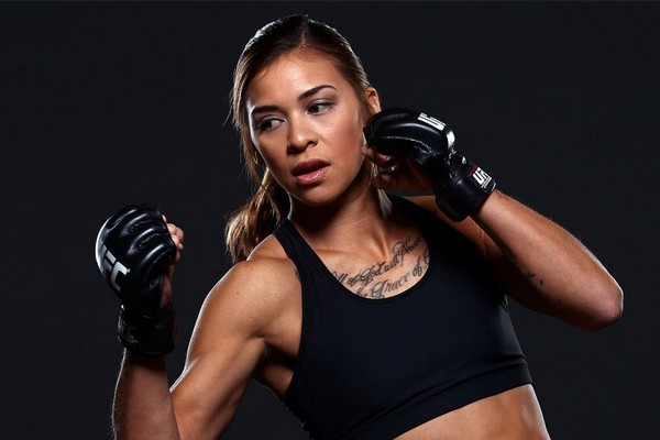 Hottest Female Mixed Martial Artists