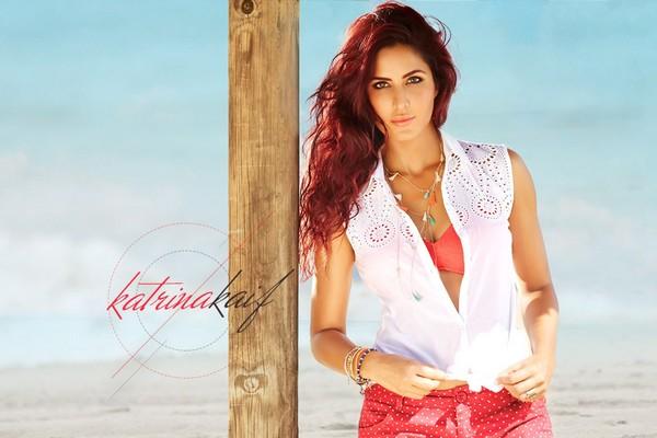 Beautiful Asian Actresses Katrina Kaif