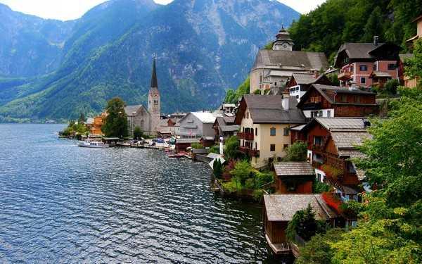 Hallstatt Village - Northern Austria