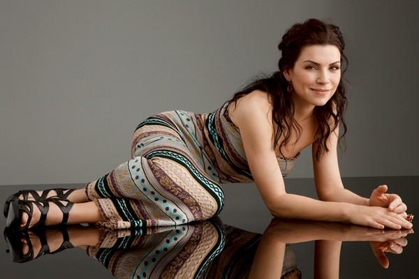 Julianna Margulies Sexiest TV Series Actresses