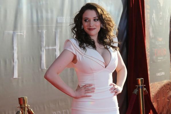 Kat Dennings Sexiest TV Series Actresses