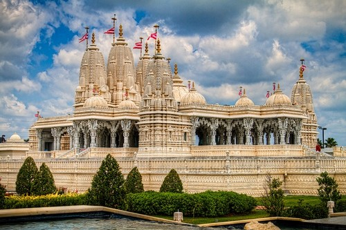 BAPS Shri Swaminarayan Mandir, USA