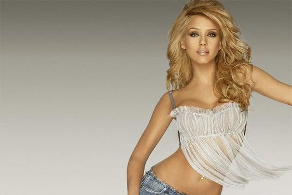 Hot Babe Jessica Alba