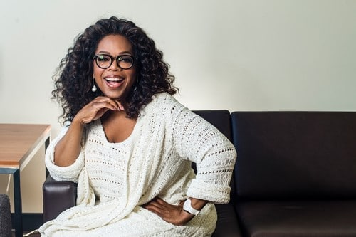 Powerful American women Oprah
