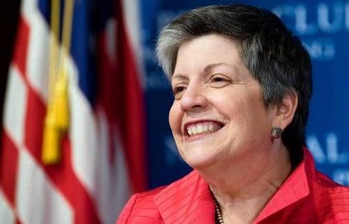 Powerful Janet Napolitano