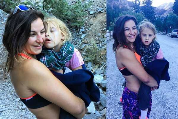 On September 5, 2016, she helped carry a 6-year old girl with a broken arm while hiking in Nevada.