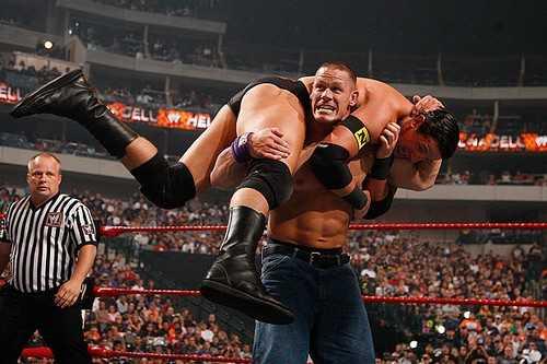 Wrestling Most Dangerous Sports