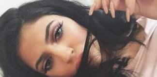 Kylie Jenner Lash Extensions