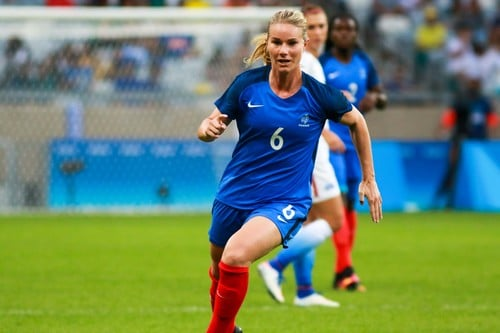 Amandine Henry French soccer player