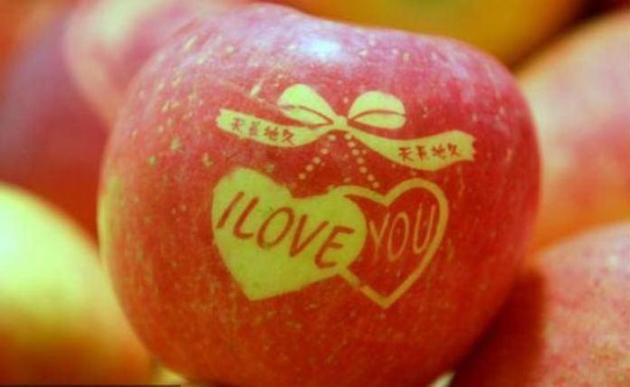 Apples Of Love