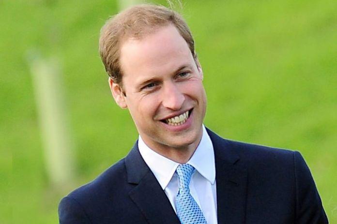 Prince William Most Handsome Man