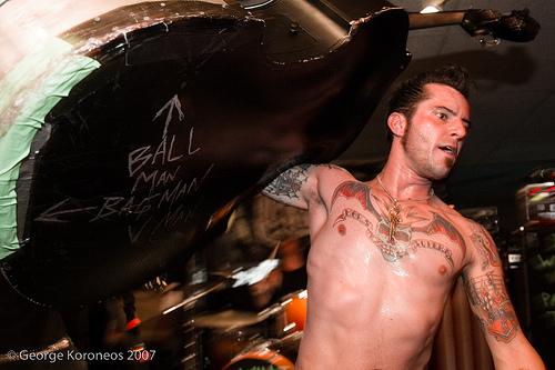 Koffin Kats at Asbury Lanes {Punk Rock Photos}