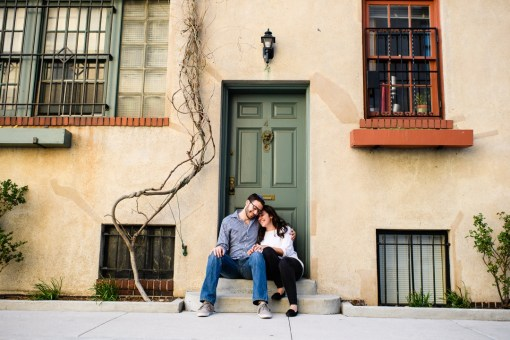 Rachel & Ariels' West Village Engagement Photos