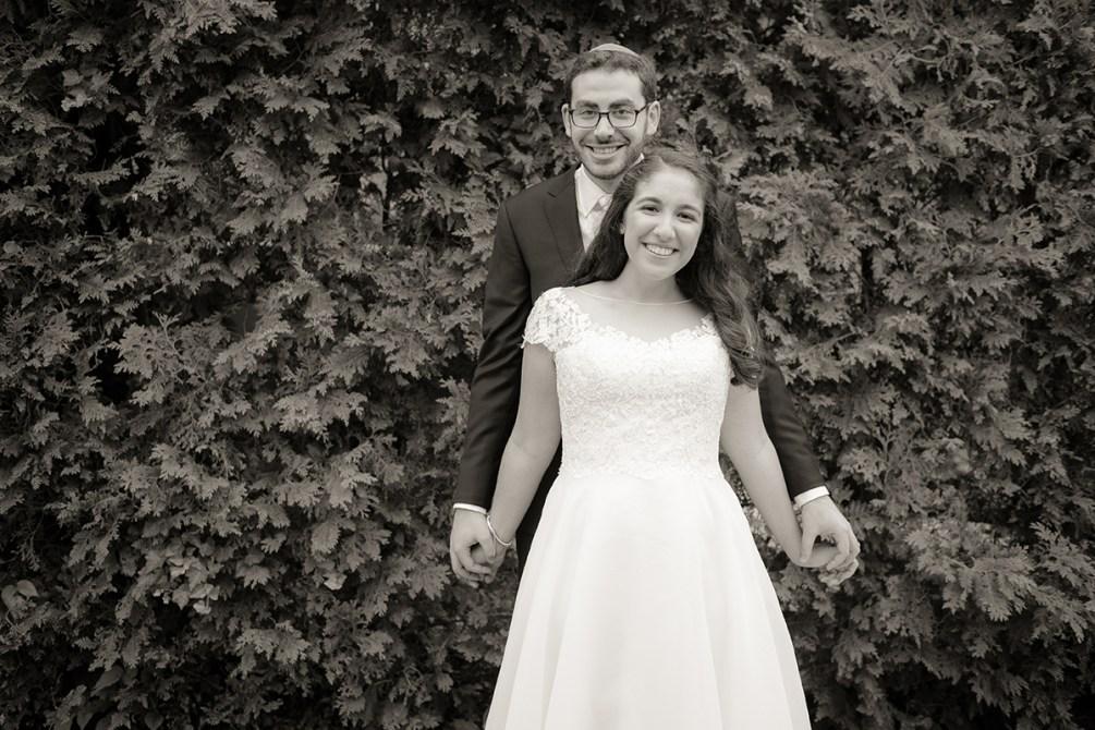 Shelter Rock Jewish Center Wedding Photos