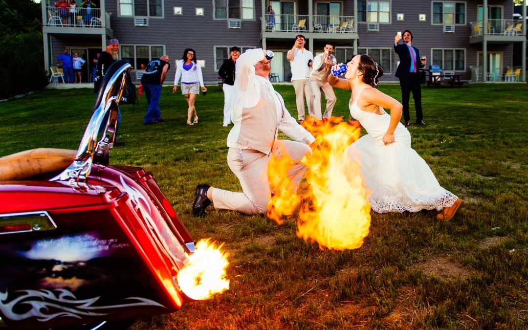 Steele Hill Resort Wedding Photos | Carissa + Paul