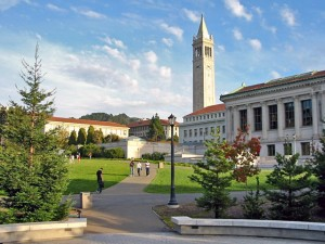 UC Berkeley campus (c) GNU License