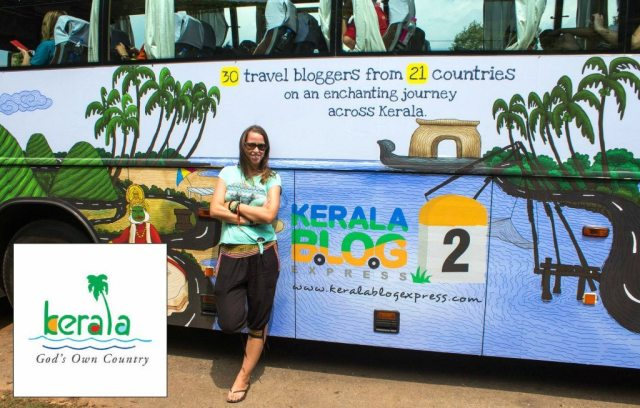 work with global gallivanting anna phipps on the kerala blog express travel blogger