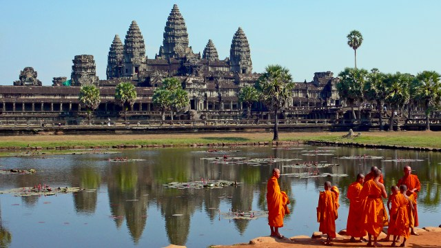 Cambodia's amazing Angkor Wat is still a terrific bargain