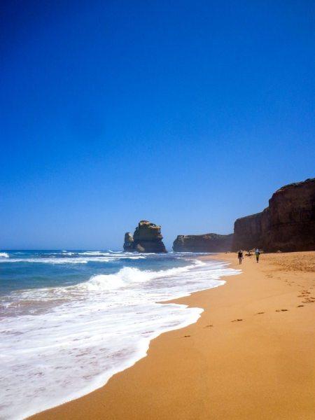 great ocean road beach 2