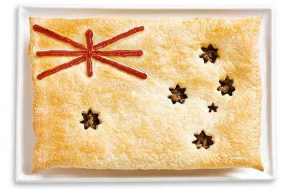 Aussie's love their meat pies!