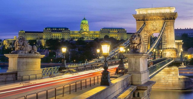 Budapest in Hungary is one of Eastern Europe's most beautiful cities and still affordable