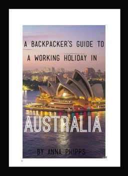 A Backpackers guide to a working holiday in Australia ebook cover2