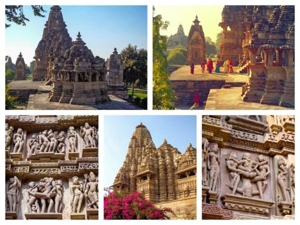 The mesmerising temples of Khajuraho