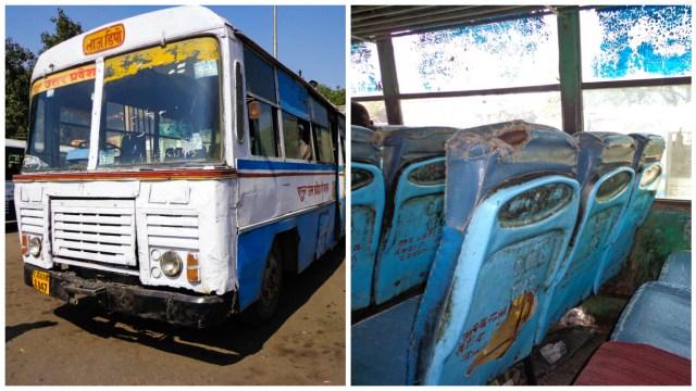 Buses in India - I prefer to take train