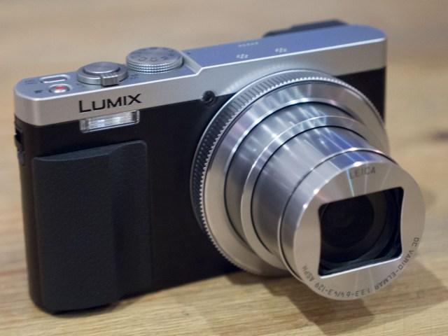 The Panasonic Lumix TZ70