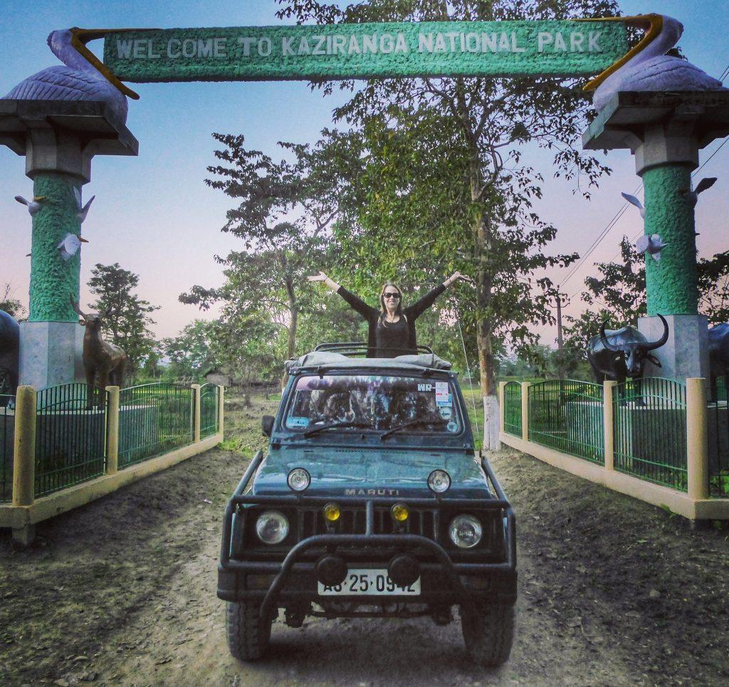Welcome to Kaziranga National Park, Assam