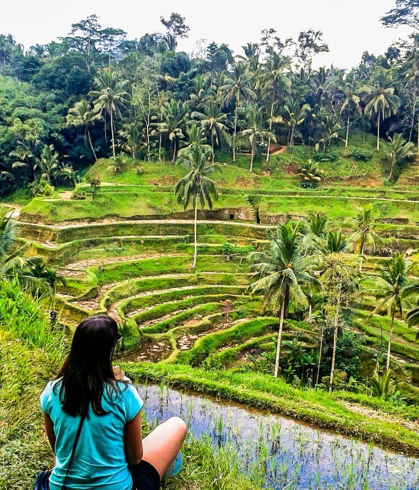 In Ubud, Bali, Indonesia