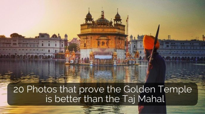 20 Photos that show why the Golden Temple is better than the