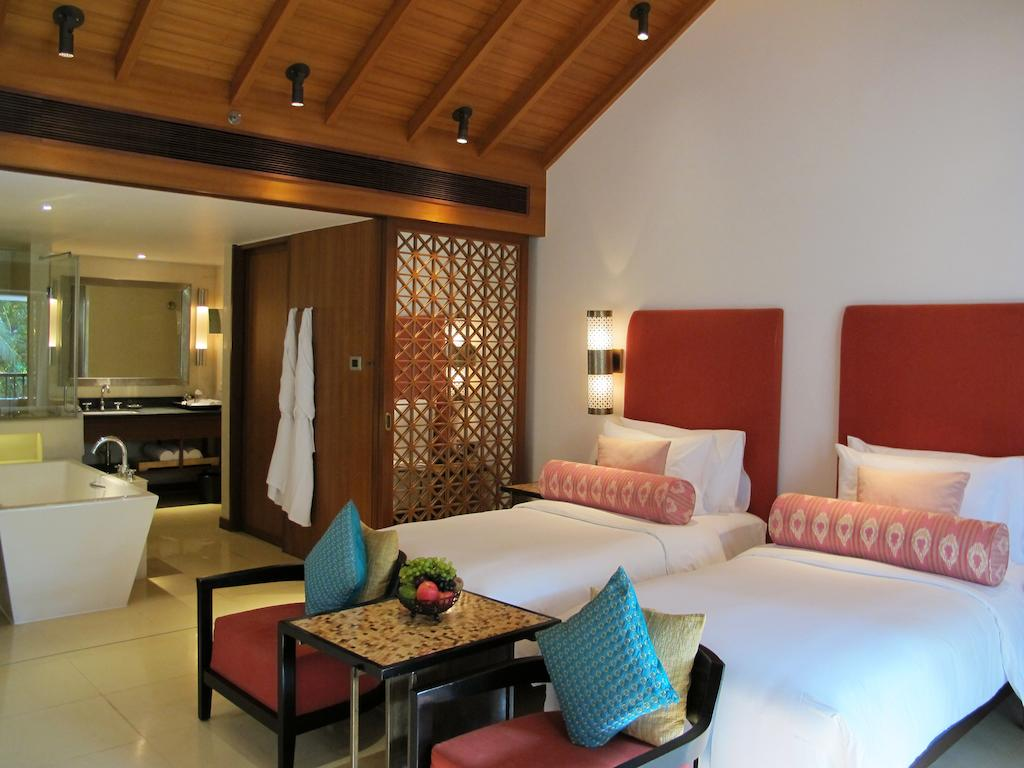 luxury rooms at alila diwa goa