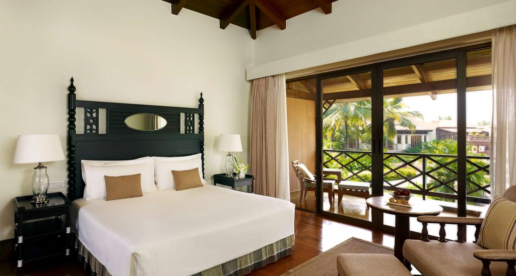 luxurious rooms at the park hyatt goa