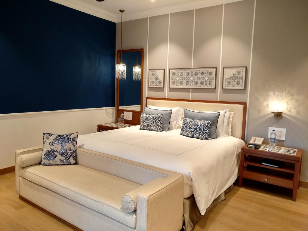 luxury rooms at the taj exotica