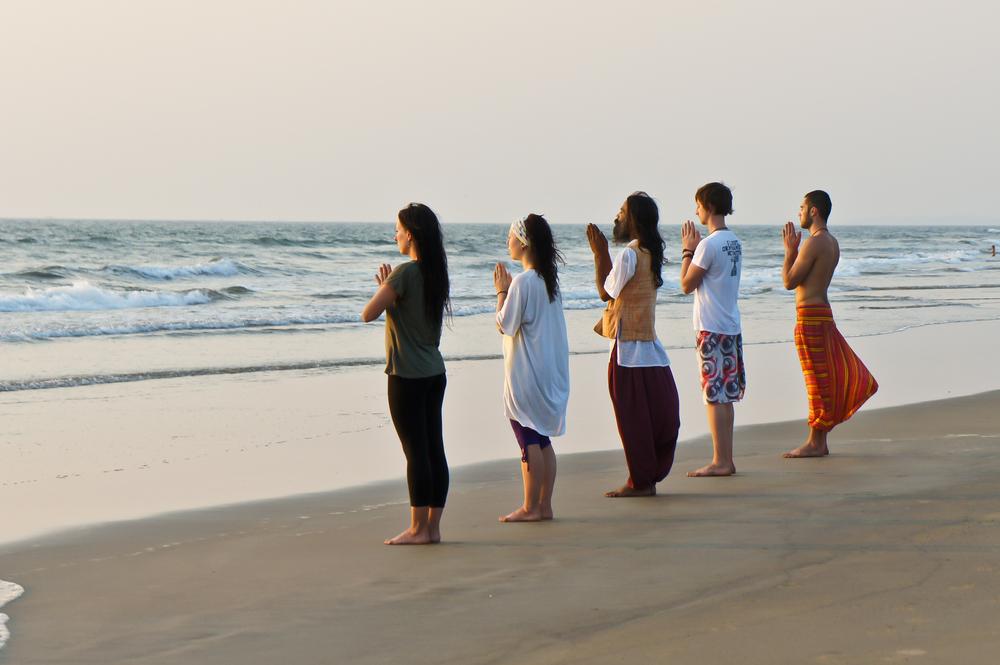 yoga teacher training in goa india